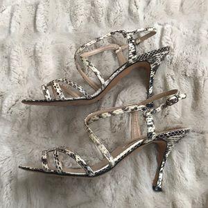 Gorgeous Manolo Blahnik Strapy Heels